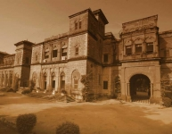 Dholpur Palace Raj Niwas 4