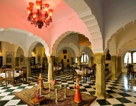 Fort Barli Dining Hall