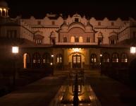 Bharatpur Laxmi Vilas front_night-view-hotel