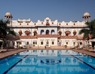 Bharatpur Laxmi Vilas gallery-pool-side