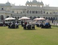 Bharatpur Laxmi Vilas gallery_lunch1