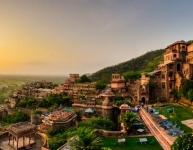 Neemrana Fort Palace 4