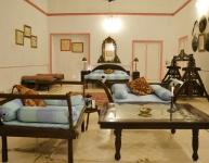 Roopangarh Fort Deluxe Room