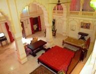 Roopangarh Fort queen-suite