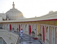 Shiv-Niwas-Palace inside