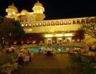 shiv niwas palace pool